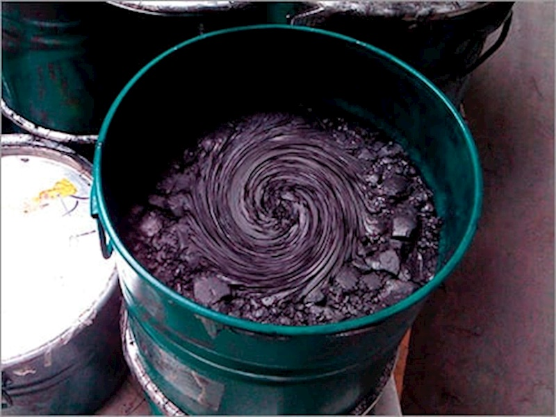 Tungsten Carbide Sludge 1